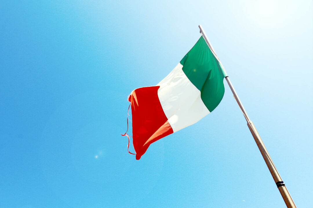 Parli italiano? Sì. Thumbify unterstützt nun auch Italienisch