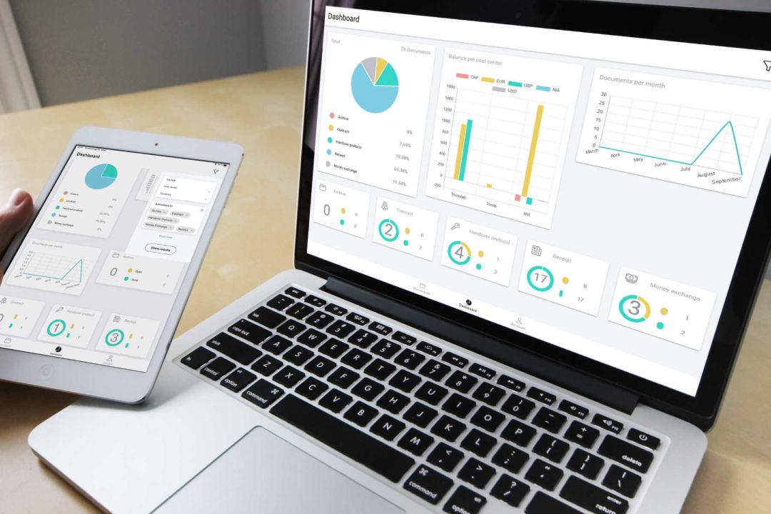 Thumbify integriert Buchhaltungsfunktionen